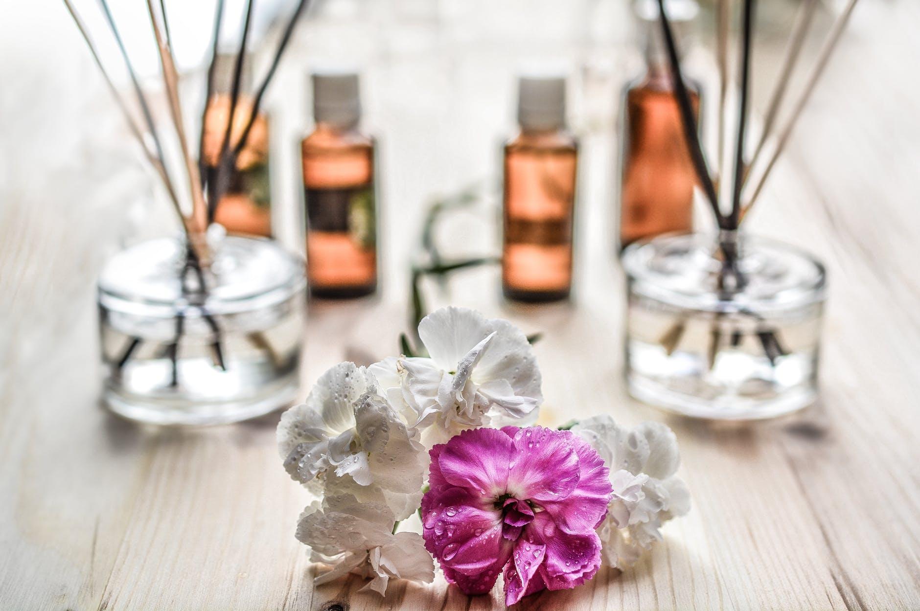 aromaterapia espaço terapêutico